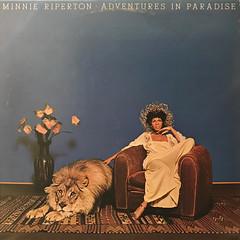 MINNIE RIPERTON:ADVENTURES IN PARADISE(JACKET A)