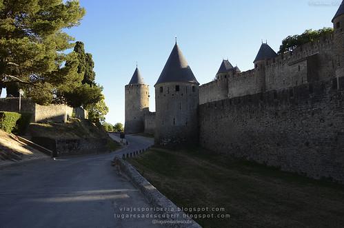 Cité de Carcassonne (Carcasona, Francia)