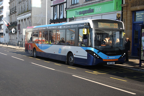 Stagecoach South 26156 SN67WWA