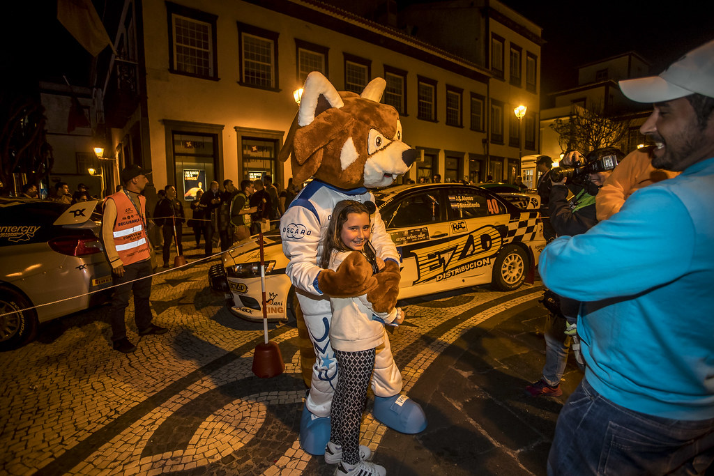 Percy ambiance, during the 2018 European Rally Championship ERC Azores rally,  from March 22 to 24, at Ponta Delgada Portugal - Photo Gregory Lenormand / DPPI