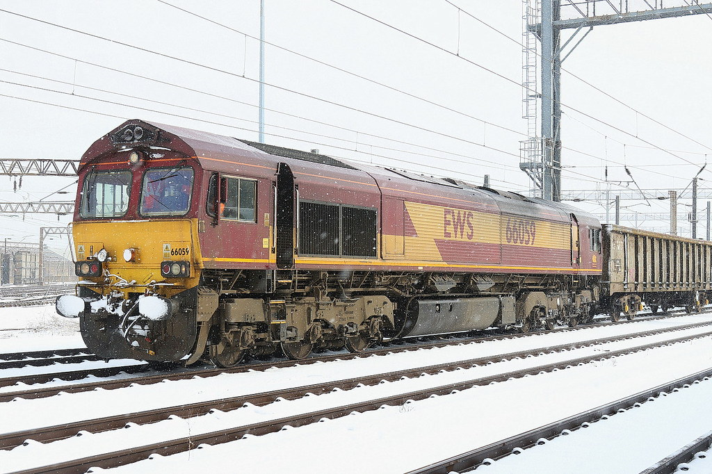 66059 at Wembley