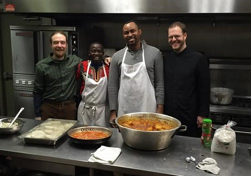 OCMC News - St. Vladimir Seminarians hold 'Taste of Africa' to Raise Funds for Orthodox Missions
