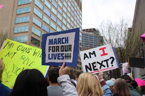 Nashville's March For Our Lives 2018