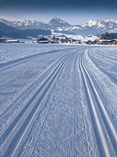 Cross Country Trail in Schwendt / Tyrol