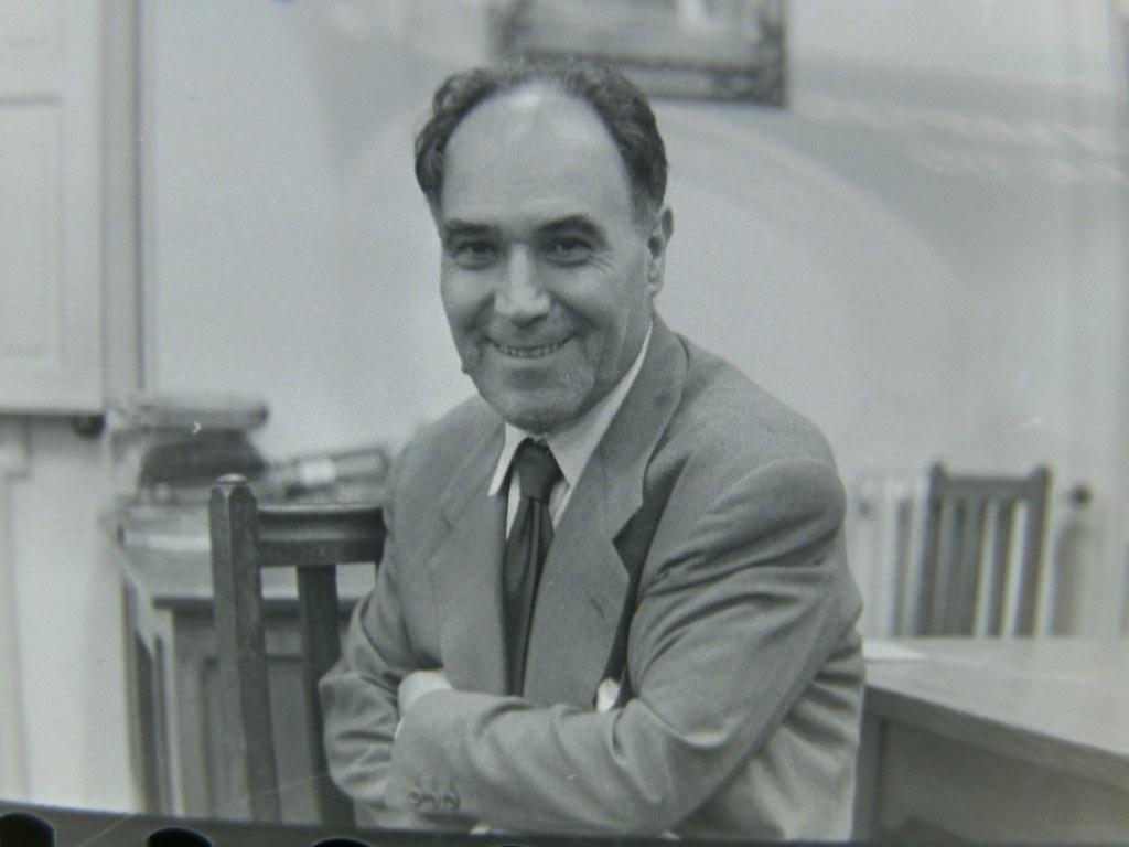 El fotógrafo Cristóbal Portillo. Archivo Regional de la Comunidad de Madrid, fondo fotográfico.