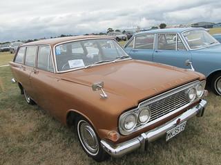 1965 Ford Zodiac Abbott