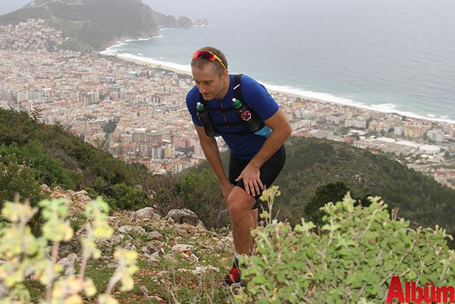 Alanya Ultra Trail yarışı yapıldı-3