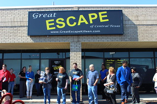 Great Escape Grand Re-Opening