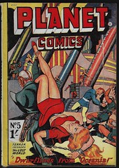 Planet Comics England
