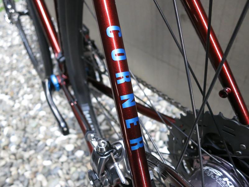 Corner Bikes Gravel Logo 2