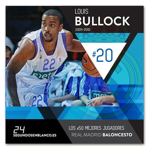 #10 LOUIS BULLOCK