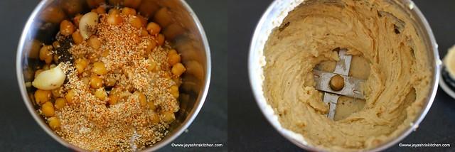 hummus recipe 3