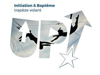 Initiation & Baptême Trapèze volant @Parc Victoria ---- Festival UP! 2018