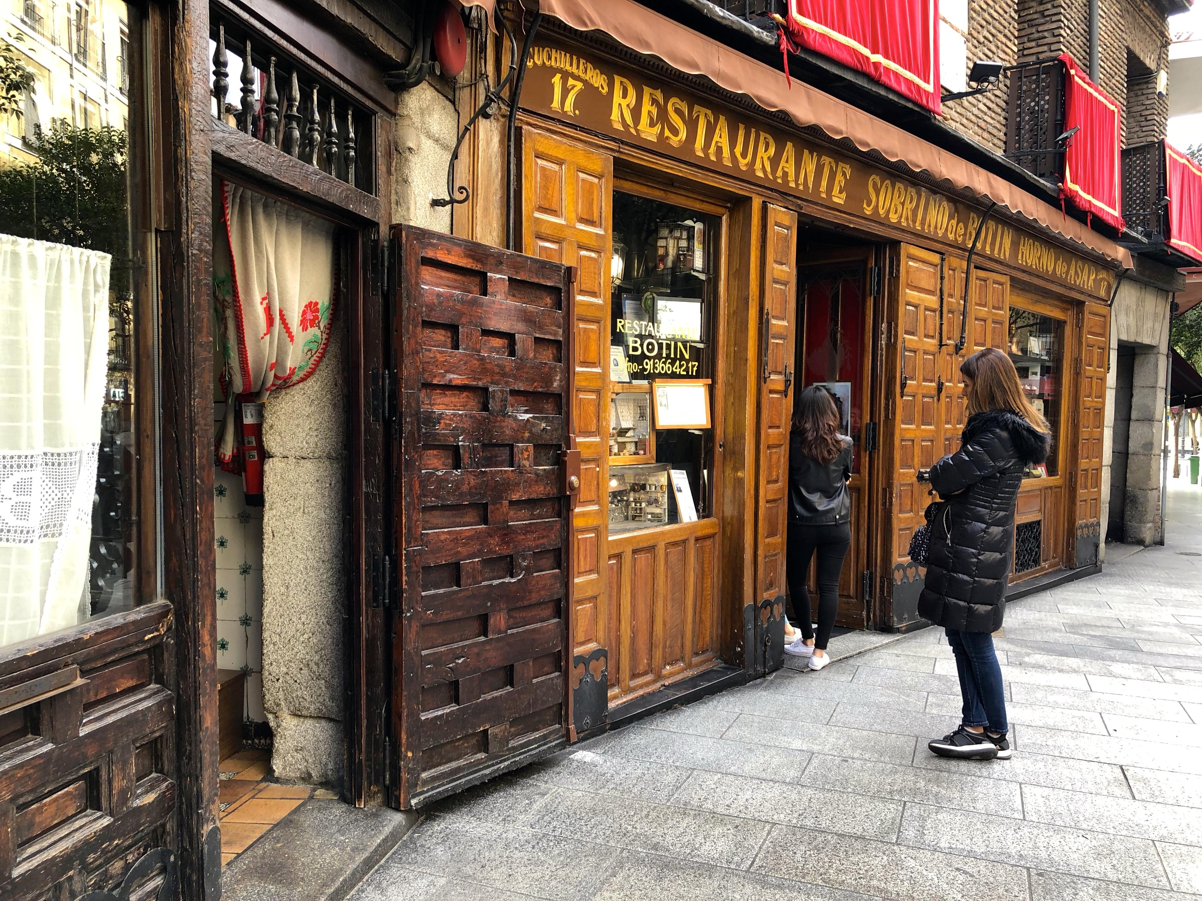 Madrid, Spain 2018 33