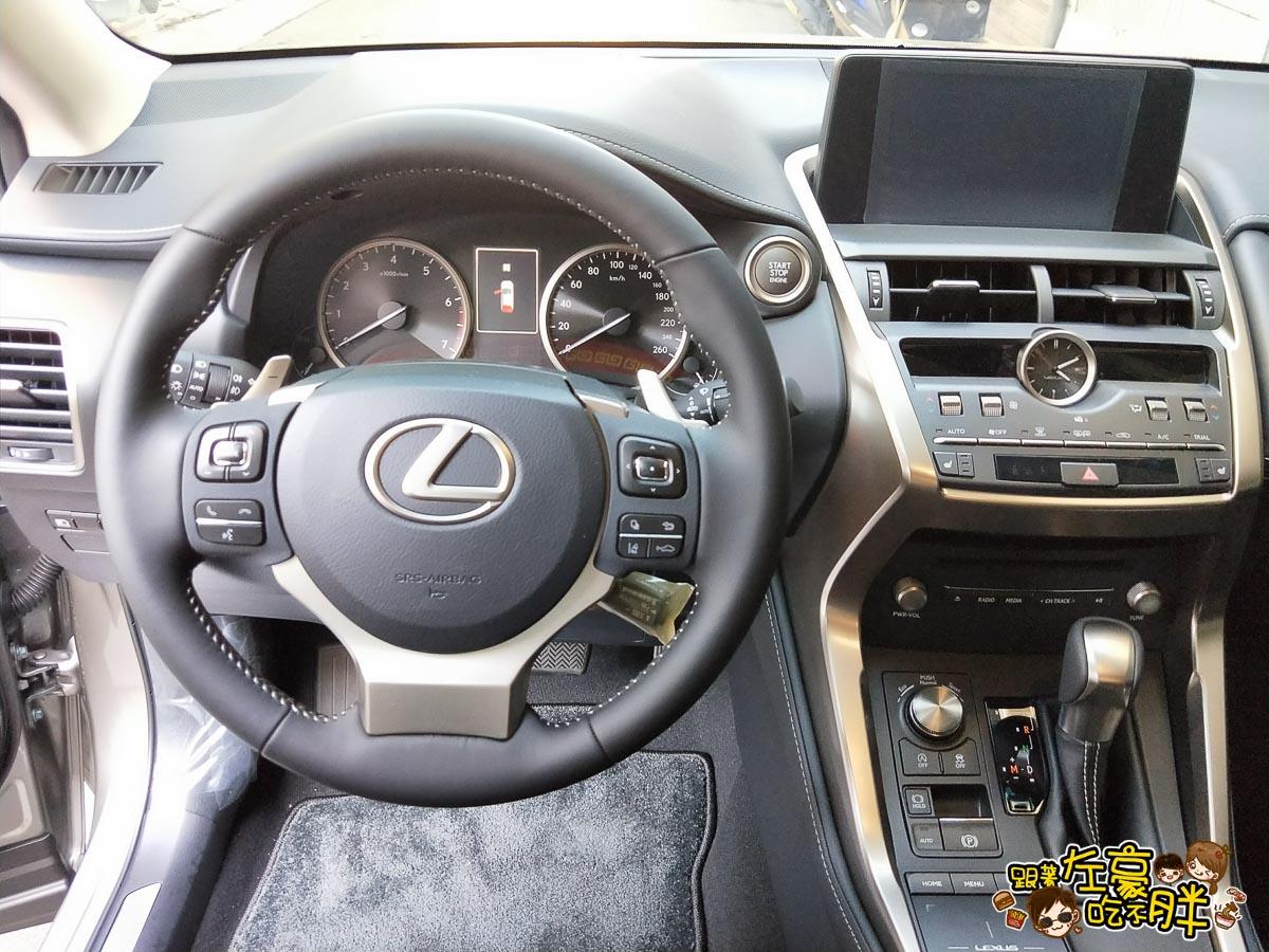 LEXUS NX200開箱-64