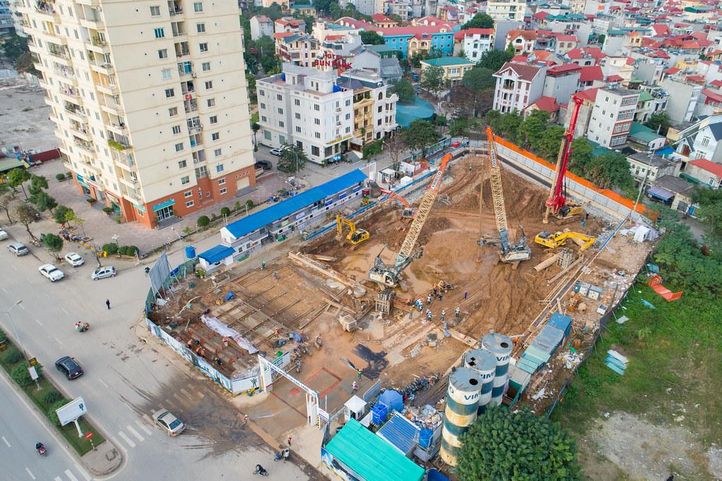 Dịch vụ flycam quay phim dự án bất động sản
