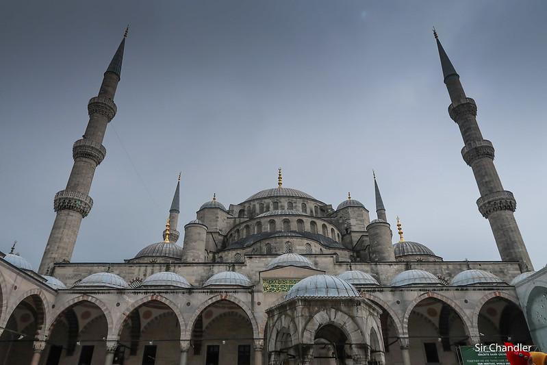Paseo por Estambul