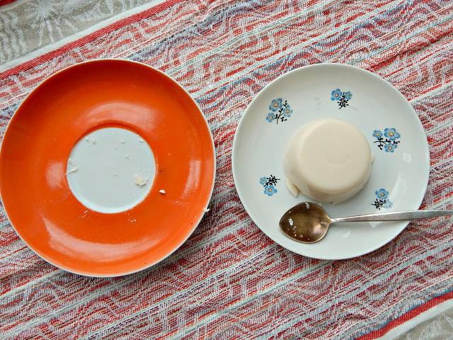 Желе из простокваши или кефира по рецепту из Книги о вкусной и здоровой пище | HoroshoGromko.ru