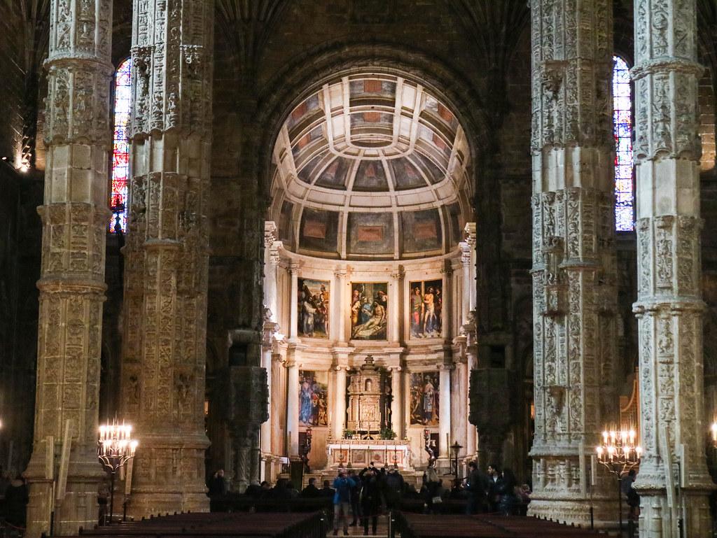 Iglesia de Santa María de Belem