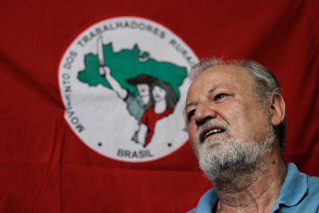 João Pedro Stedile, dirigente nacional do MST - Créditos: Rafael Stedile/BdF