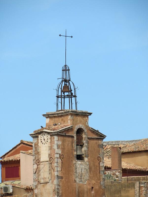 Le beffroi de l'église Saint-Michel ou Tour de l'Horloge IMG_9402