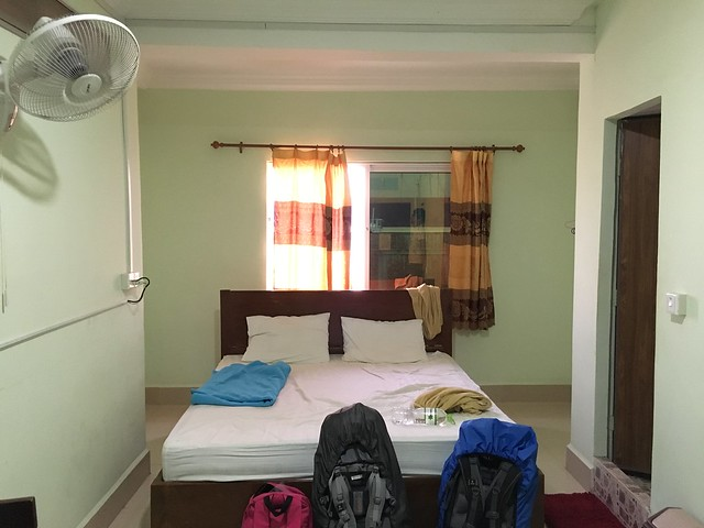 First Hotelの部屋