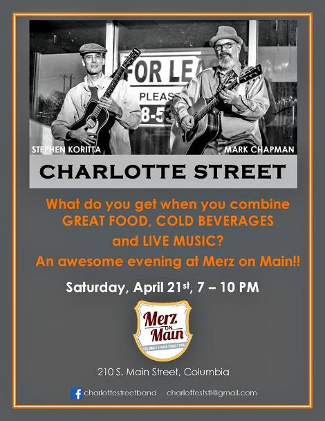 Charlotte Street 4-21-18