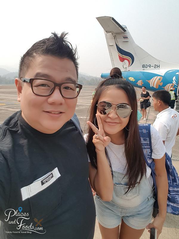 bangkok airways mae hon song