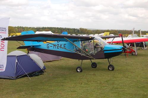 G-MZKE Rand S6 [PFA 204-13248] Popham 02059