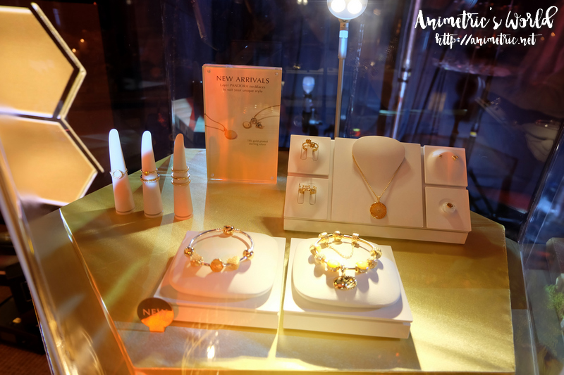Pandora Shine Collection