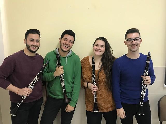 Cuarteto Klarioca