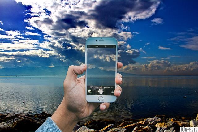 DSLR Vs. Smartphone