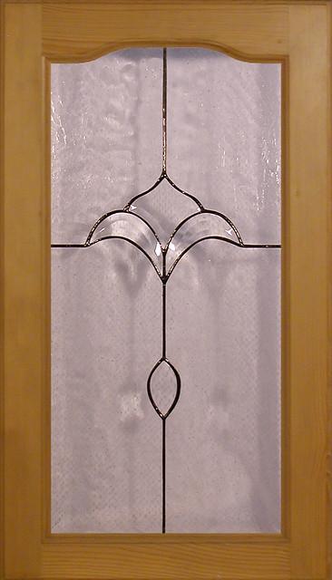 vitráž do nábytkových dvířek ND 010 00