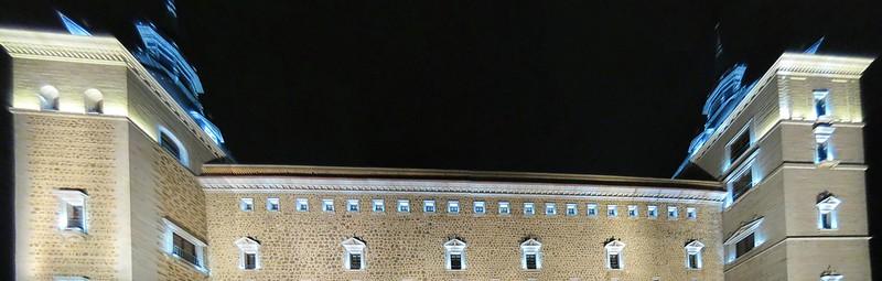 Alcázar de Toledo Oeste IMG_3167 Panorama