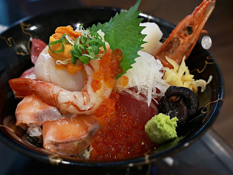 【新北市/樹林區】元月食堂- 平價超值的新鮮海鮮丼飯!