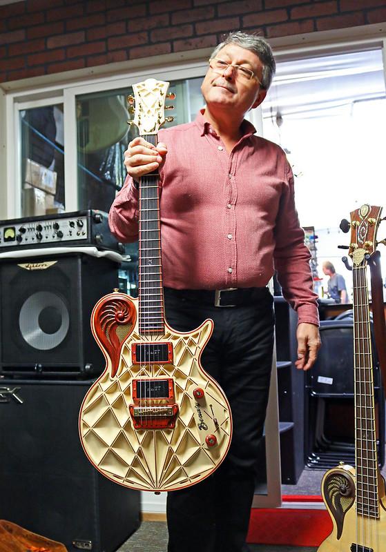 Universum Guitars  - z cream Elena (1) _ Alexandr