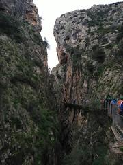 Caminito del Rey - Gibraltar - Torcal de Antequera - Semana Santa 2018