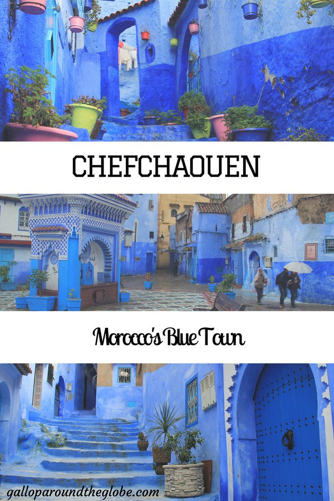 Chefchaouen: Morocco's Blue Town | Gallop Around The Globe