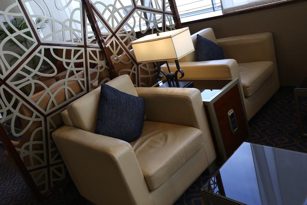 Emirates Lounge Milan MXP 41