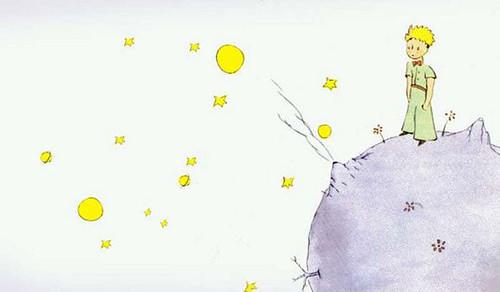 """75 años con """"El Principito"""" (Le Petit Prince)"""