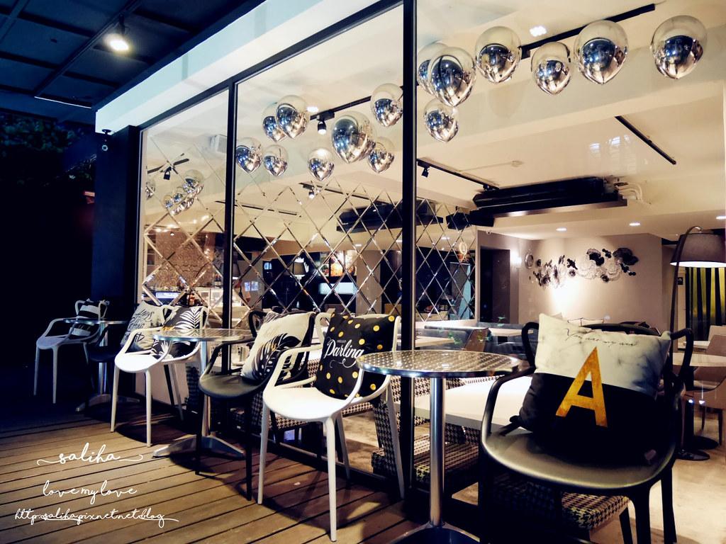台北東區國父紀念館站附近浪漫氣氛好餐廳美食推薦alamode Table (2)