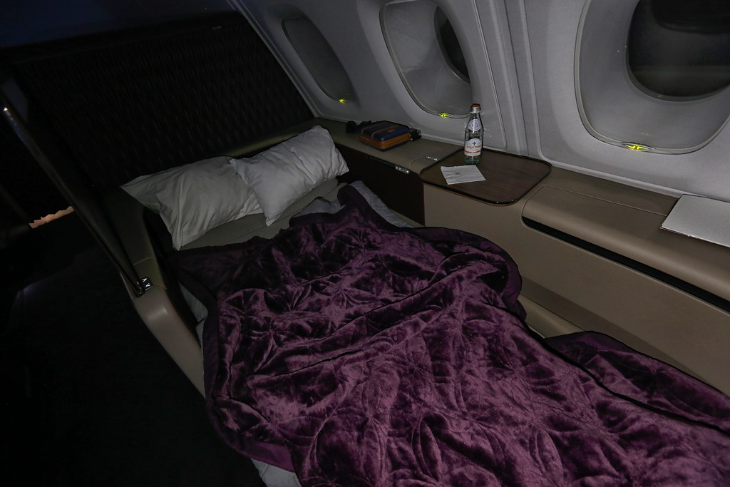 Qatar A380 First Class 66