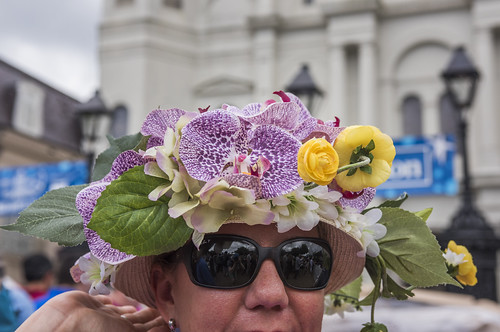 French Quarter Fest day 2 on April 13, 2018. Photo by Ryan Hodgson-Rigsbee RHRphoto.com