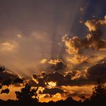 15. Märts 2018 - 11:42 - One of my favorites sunsets.   Nikon n90s with 28-70 f/2.6-2.8 lens and Fuji Velvia slide film.