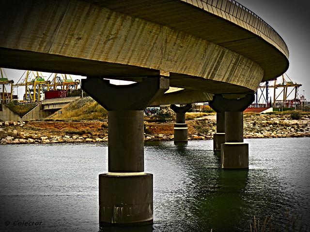 Bajo el puente, Canon POWERSHOT A720 IS