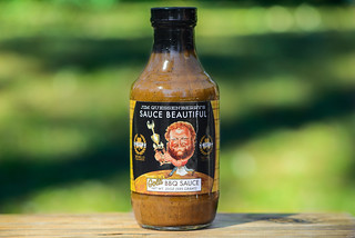 Jim Quessenberry's Sauce Beautiful Gold BBQ Sauce