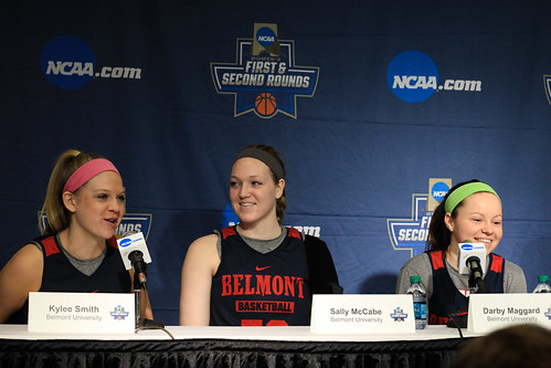 NCAA Women's Basketball Practice 2018