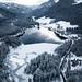 Icy Drone Shot by Fabian Fortmann