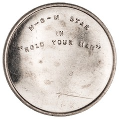 Jean Harlow token reverse