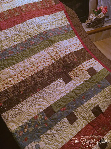 Madeira Quilted